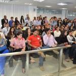Estudantes do Unipê visitam o TJPB dentro do projeto 'Conhecendo o Judiciário'